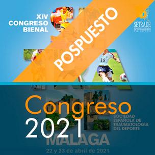 Congreso 2021 Pospuesto